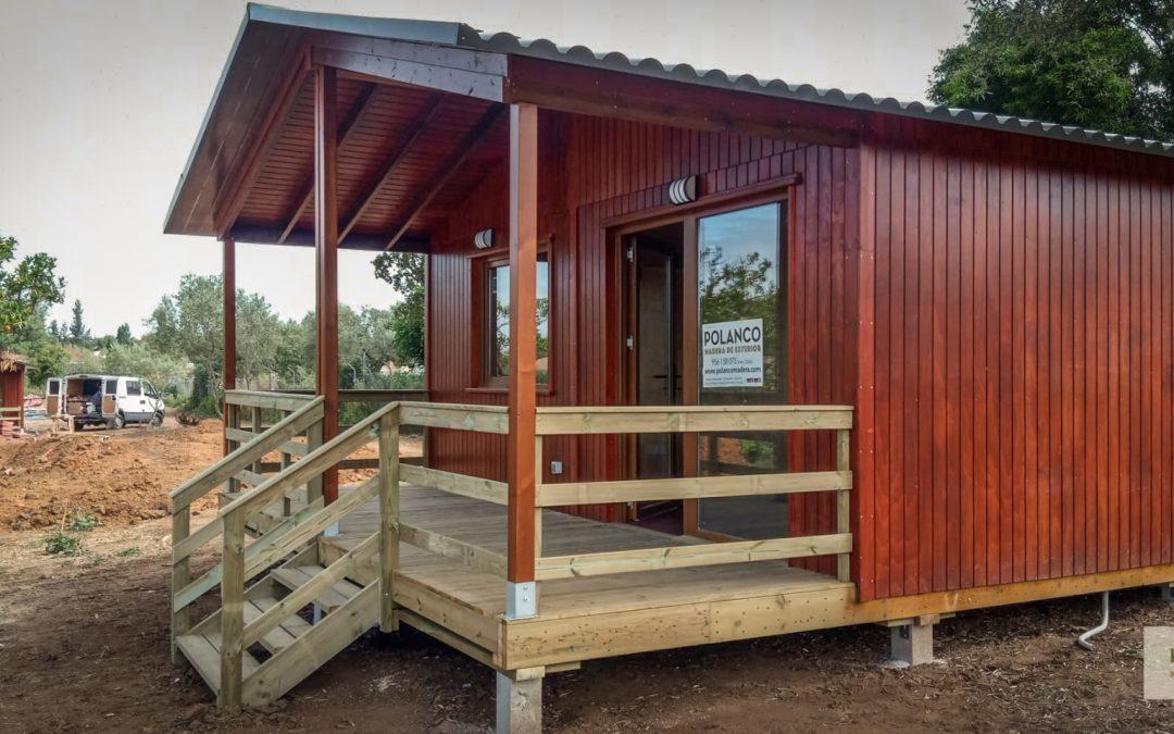 Casa de camping en Beas